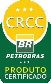 Selo CRC Petrobras Produto Certificado Aprovado